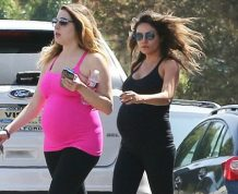 Mila Kunis Nervous About Giving Birth